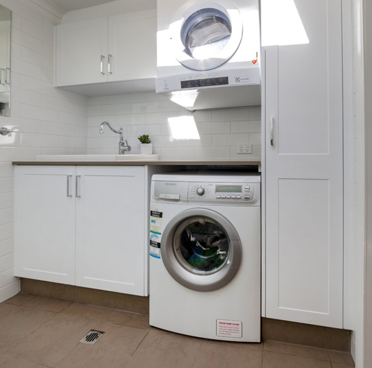 laundry renovation cost