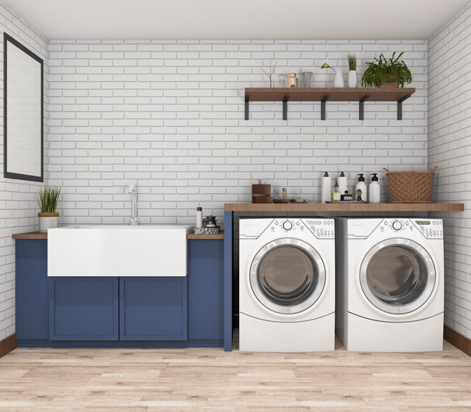 Complete Laundry Renovations in Ainslie