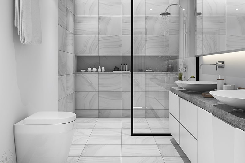 Tiling Services in Woden Valley
