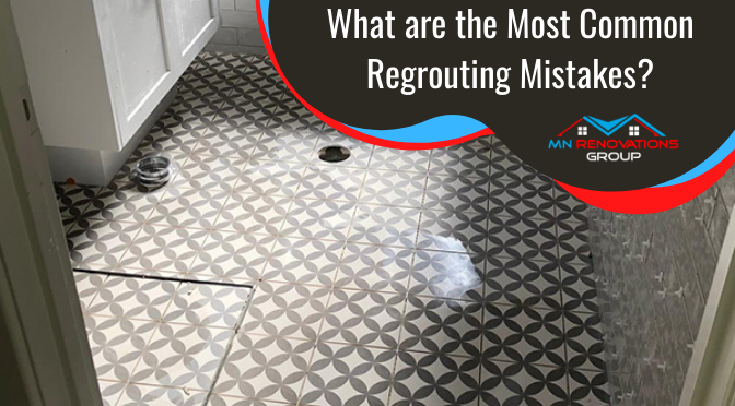 Regrouting Mistakes